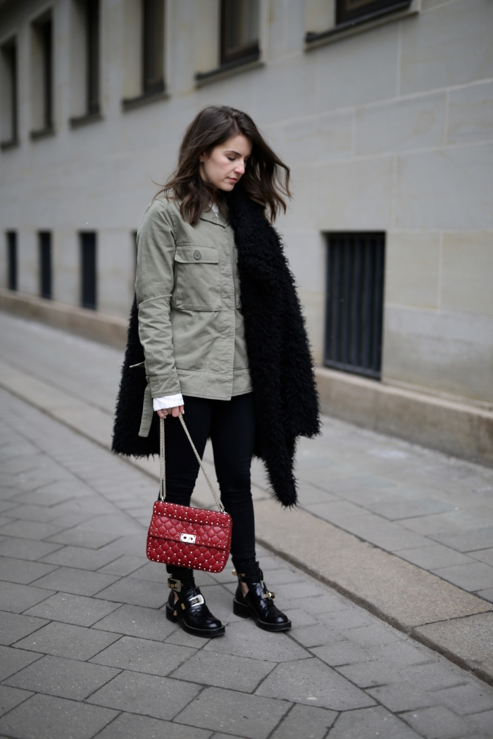 outfit, sreet, chanel