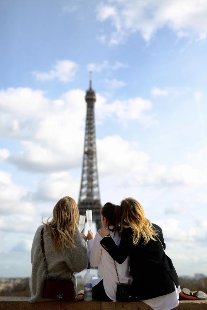 paris, friends