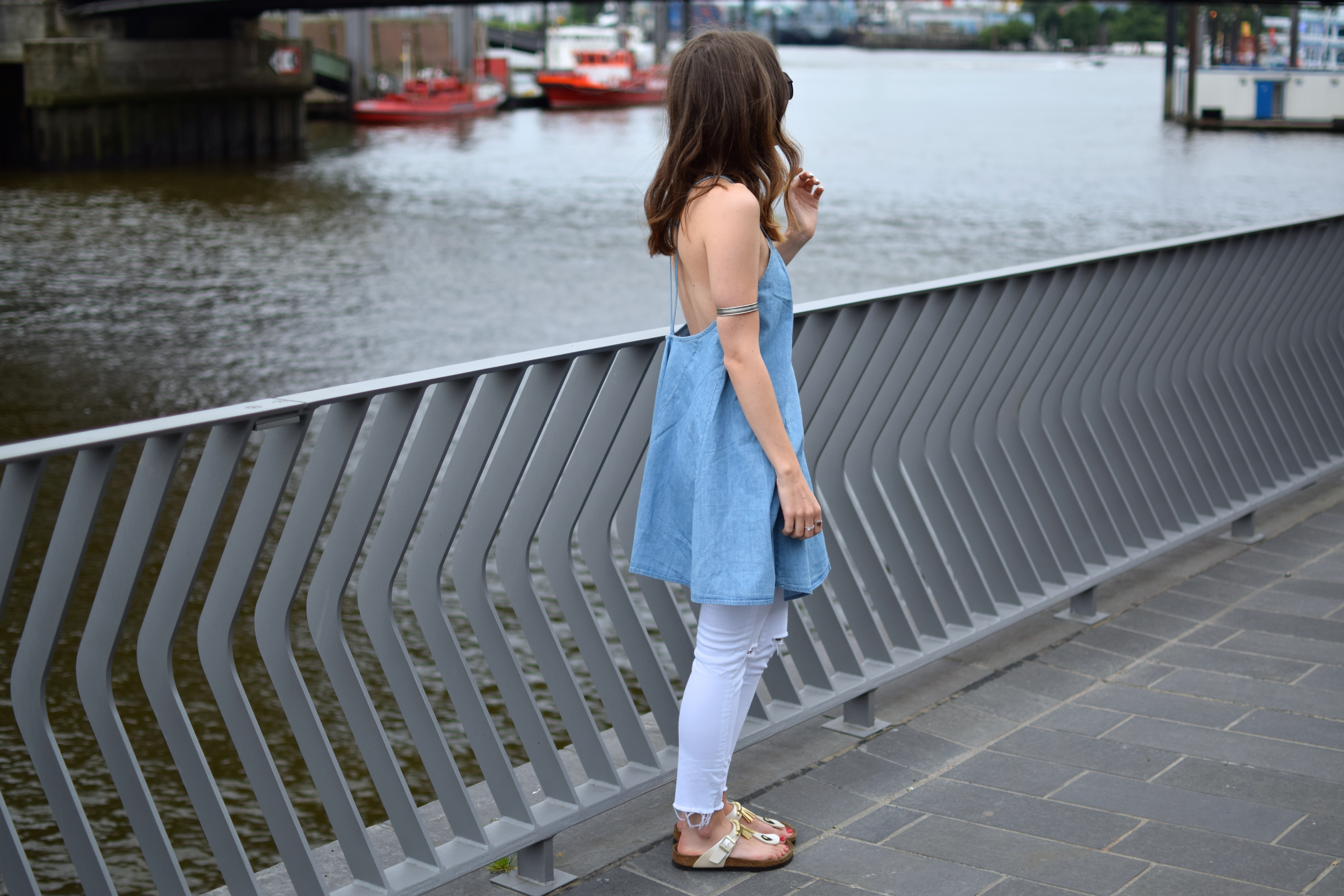 The Jeans Dress