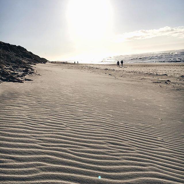 Strand, Dänemark, Sonne