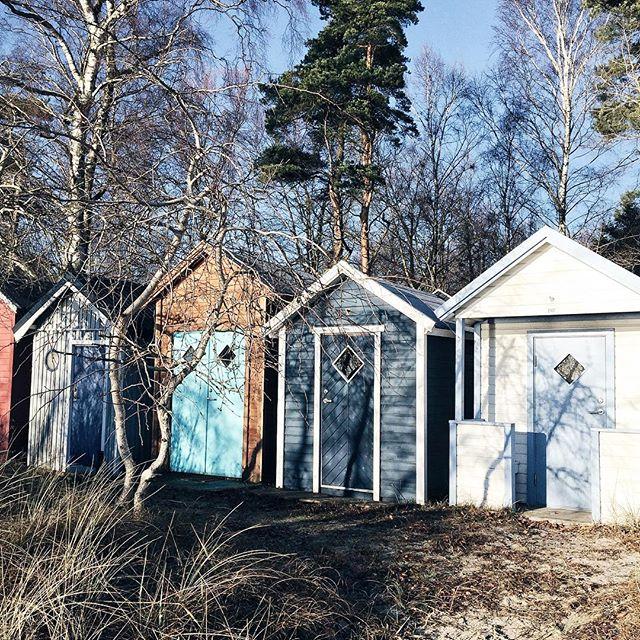 Holzhütten, Schweden