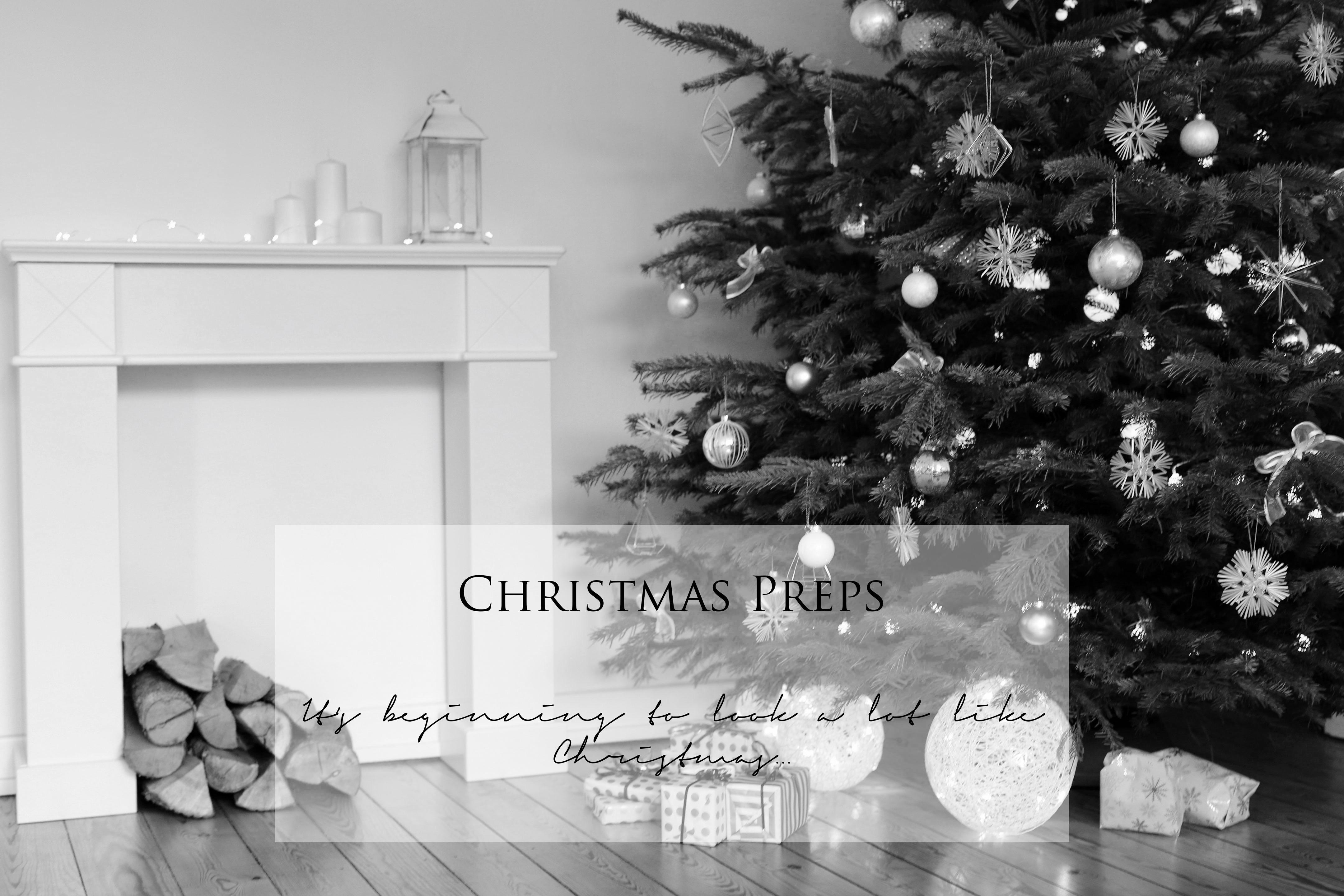 christmas preps stimmungsvolle deko f r die eigenen vier w nde. Black Bedroom Furniture Sets. Home Design Ideas