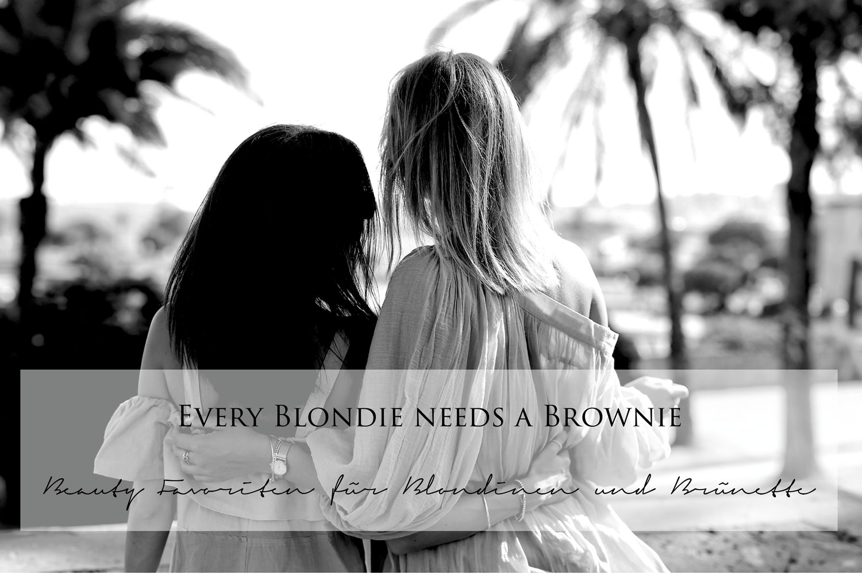 Beauty favourites für Blondinen und Brünette