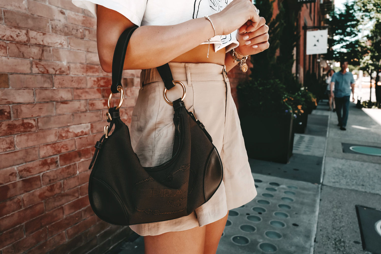 Vintage-Prada-Handtasche