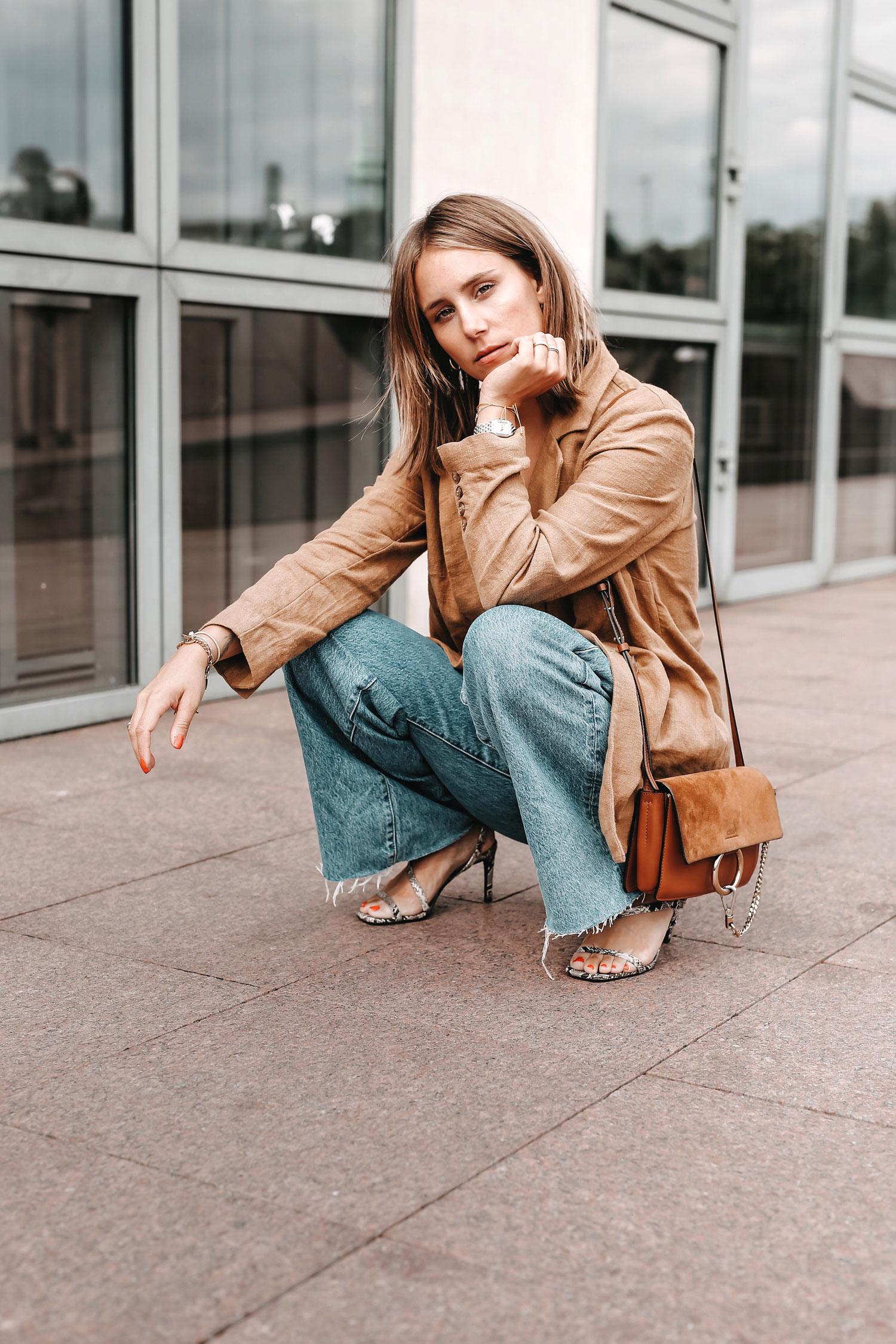 Wide Leg Jeans Zara