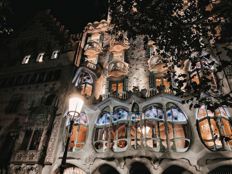 Haus Gaudi Barcelona