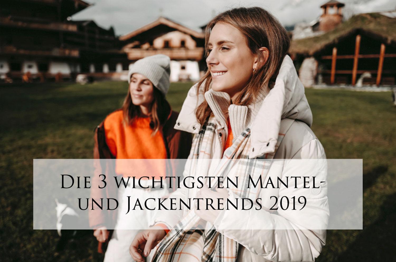 Mantel und Jackentrends 2019