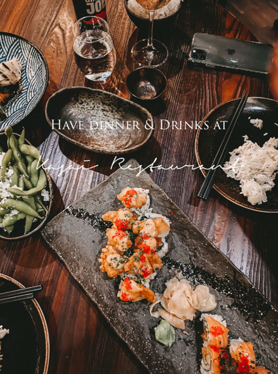 Kasai Restaurant malmö