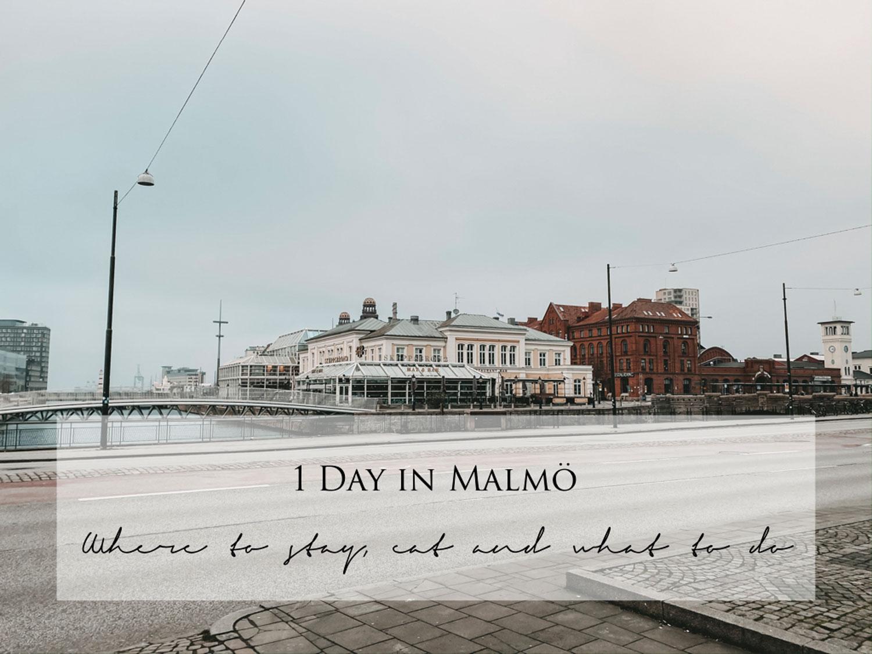 Tag in Malmö