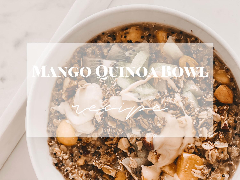 Mango-Quinoa-Bowl