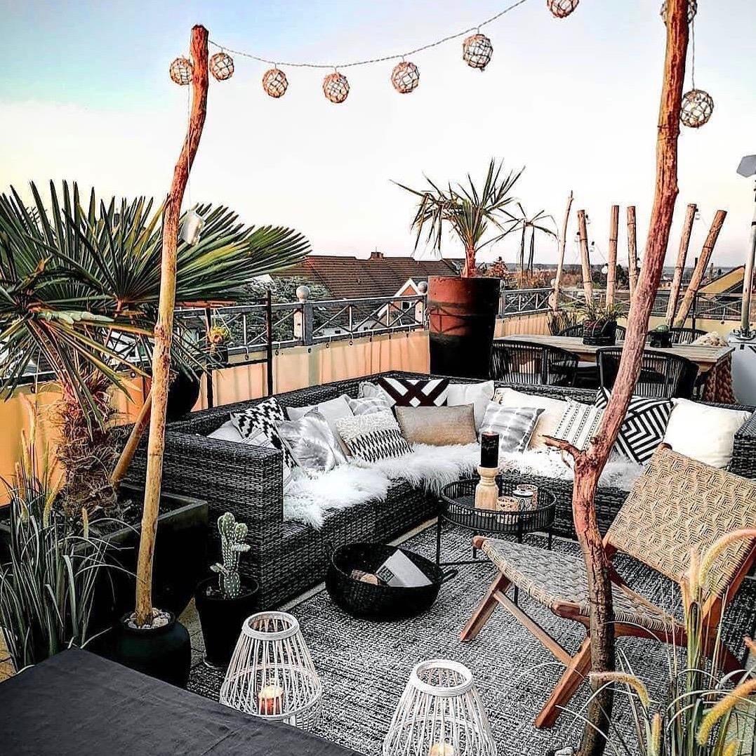 Balkon Ideen Inspirationen für deine Outdoor Oase