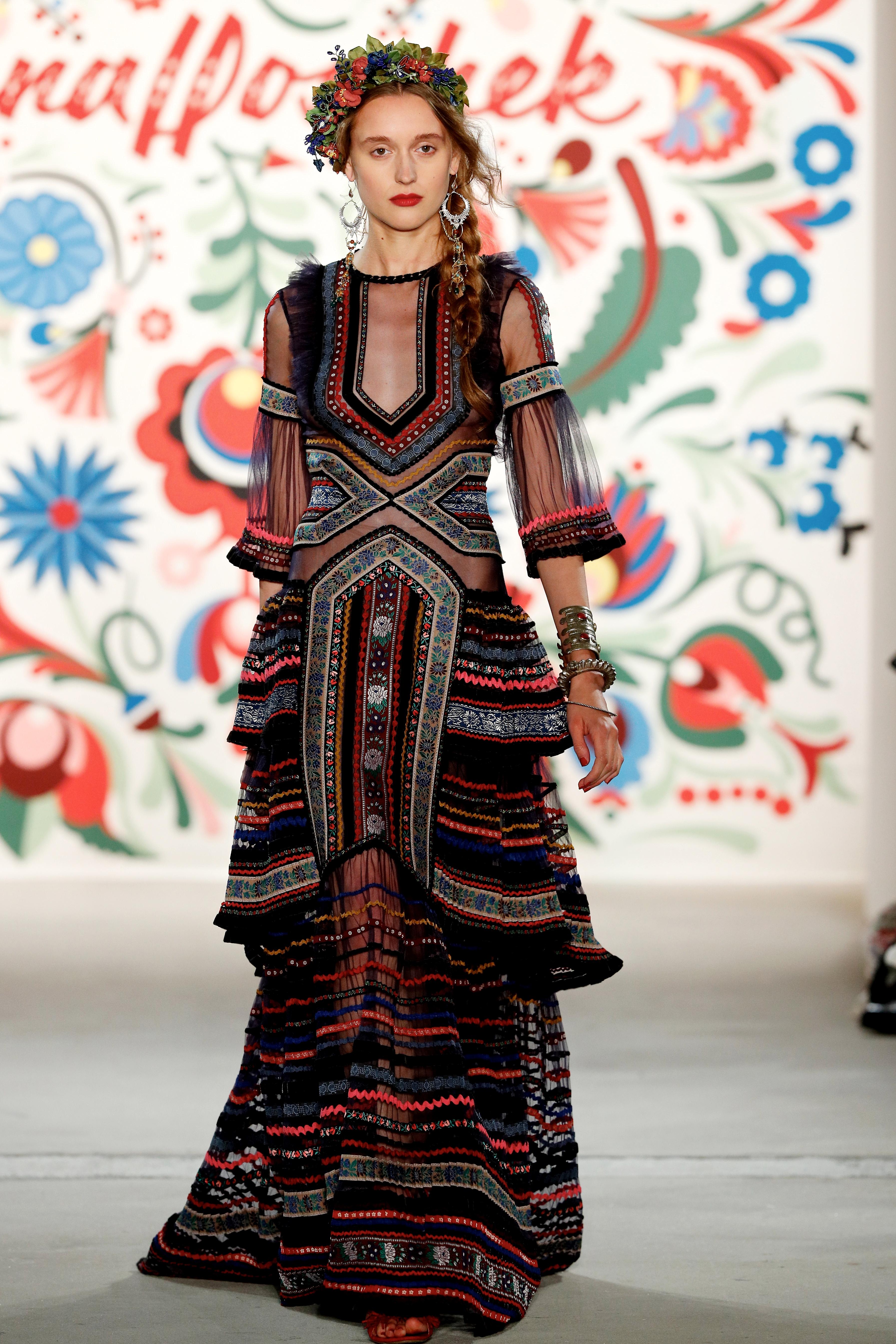 479e28d8cc15f0 Lena Hoschek Show – Mercedes-Benz Fashion Week Berlin Spring Summer 2018