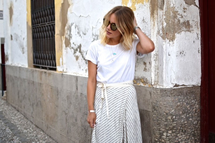 Fashionblogger in Sevilla