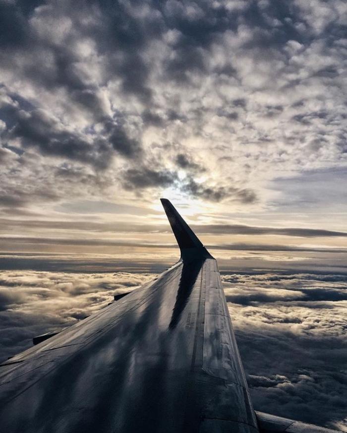 Travel, Sky