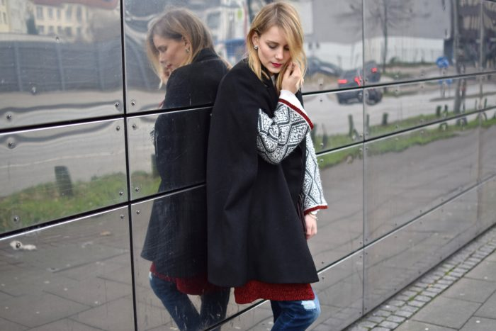 Outfit in Hamburg