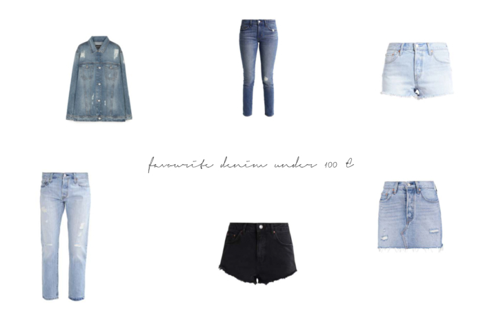 denim favoriten unter 100 euro shoppisticated lifestyleblog. Black Bedroom Furniture Sets. Home Design Ideas