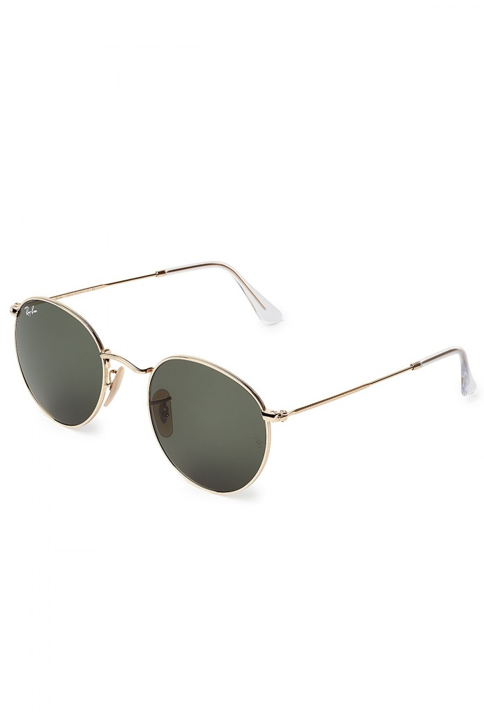 Ray Ban Round Metal Sonnenbrille